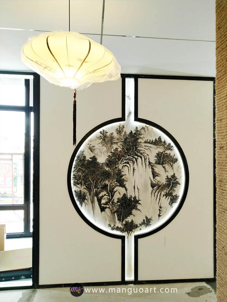 川粤时空 - 曼果墙绘 广州深圳专业墙绘,涂鸦,手绘墙